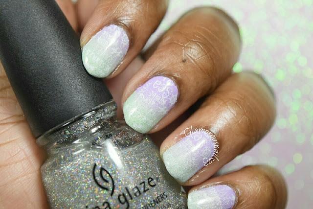 WNAC August 2015: Mint & Lilac