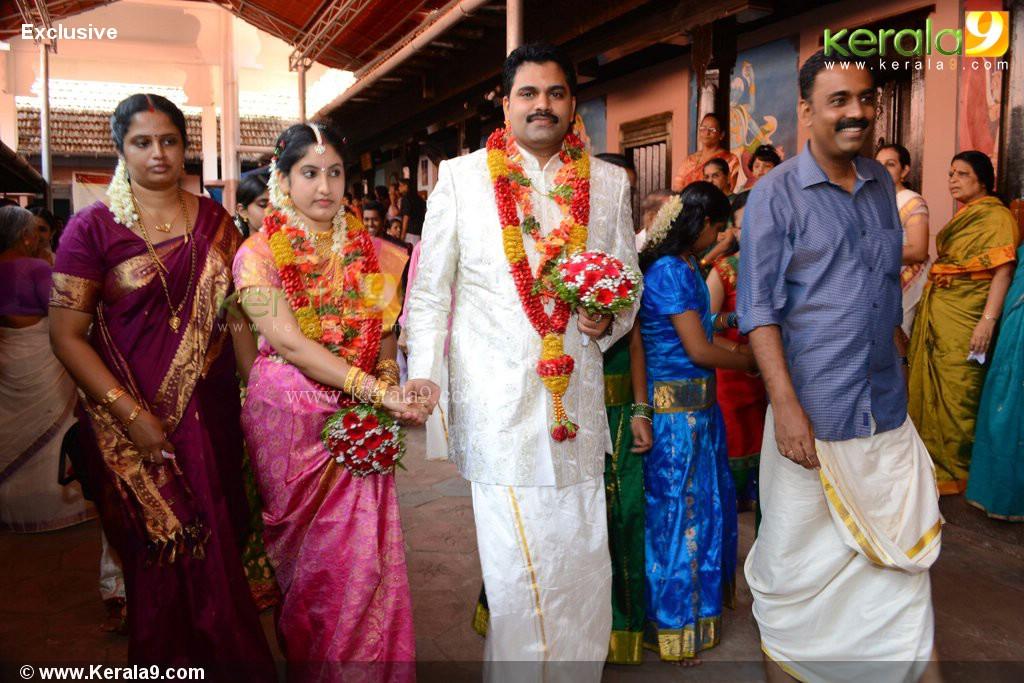 Sreekala wedding photos
