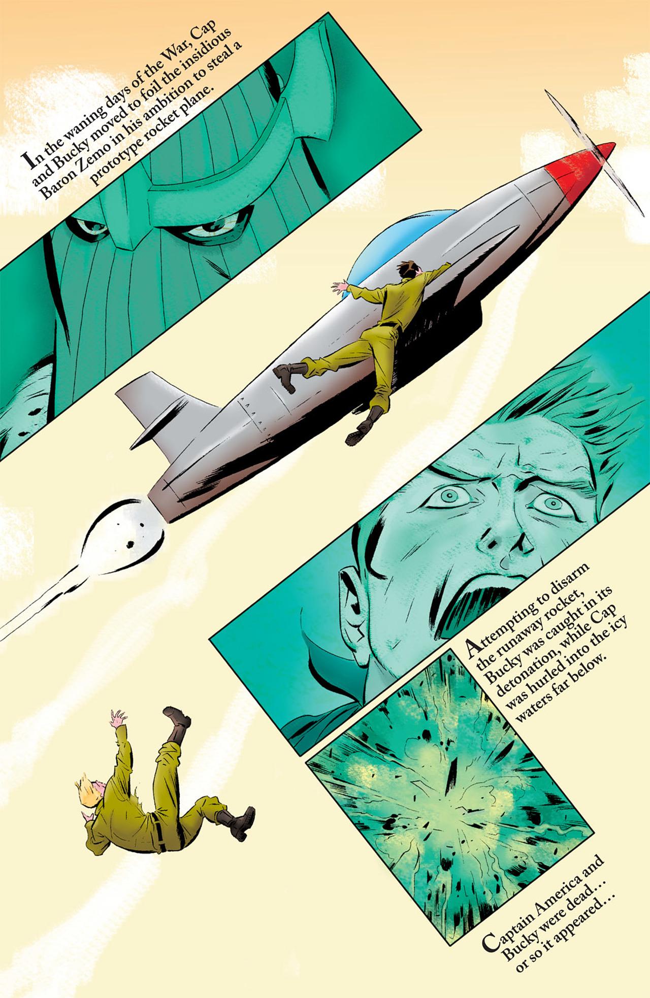 Captain America (2005) Issue #50 #50 - English 29