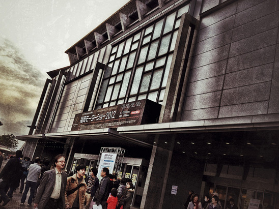福岡モーターショー2012 | マリンメッセ福岡