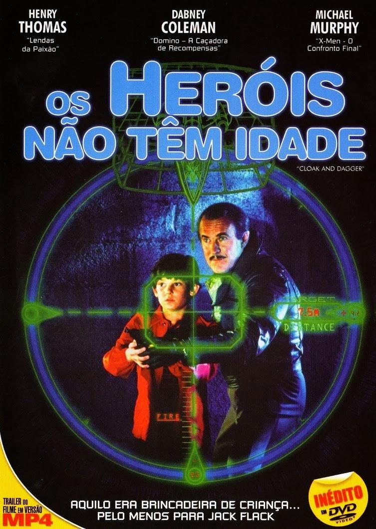 Os Heróis não Tem Idade – Dublado (1984)
