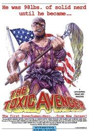Watch The Toxic Avenger Online Free 1984 Putlocker