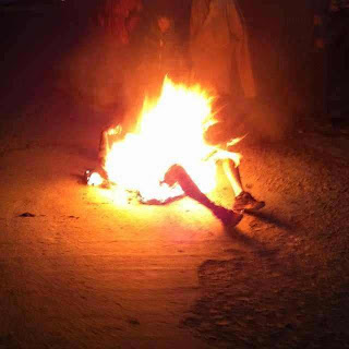 Tibet self immolations tibet self immolations images Tibetan monk self-immolates Self-immolation in Tibet continues