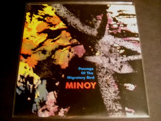 MINOY-PASSAGE OF THE MIGRATORY BIRD, CDR, 200? (RECORDED: 1987), USA