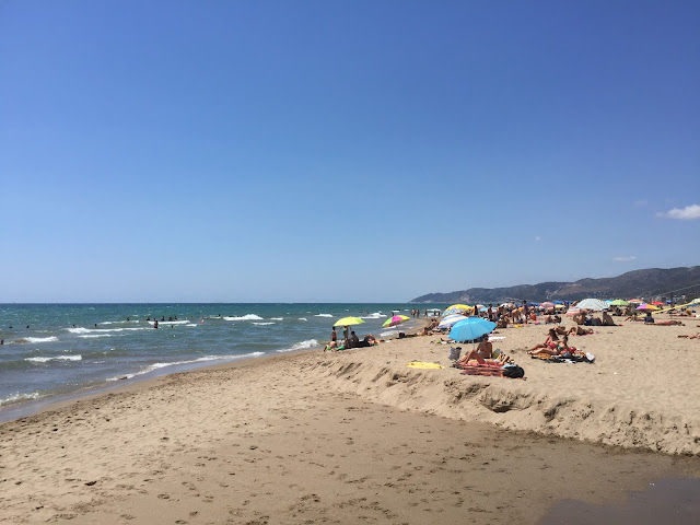 strand castelldefels