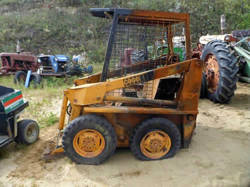 EQ-22391 Case 1830 skid steer