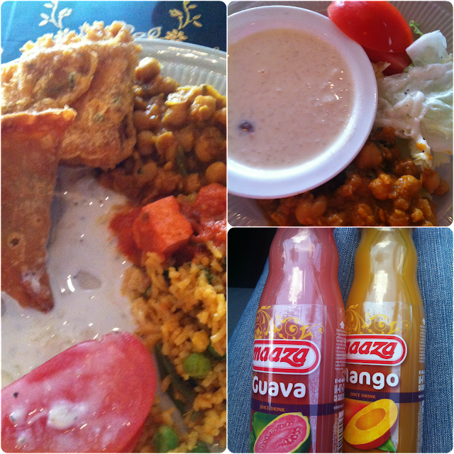 Indian food and drinks