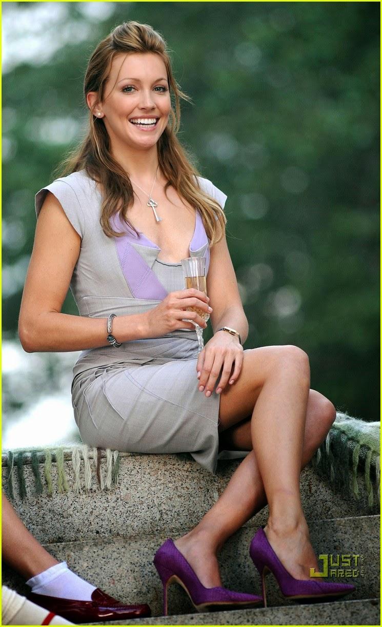 Katie Cassidy Smile
