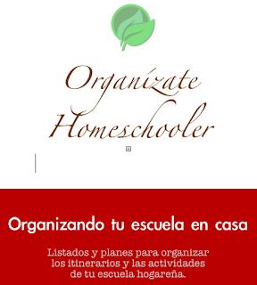 organizate homeschooler calendarios plantillas homeschooling