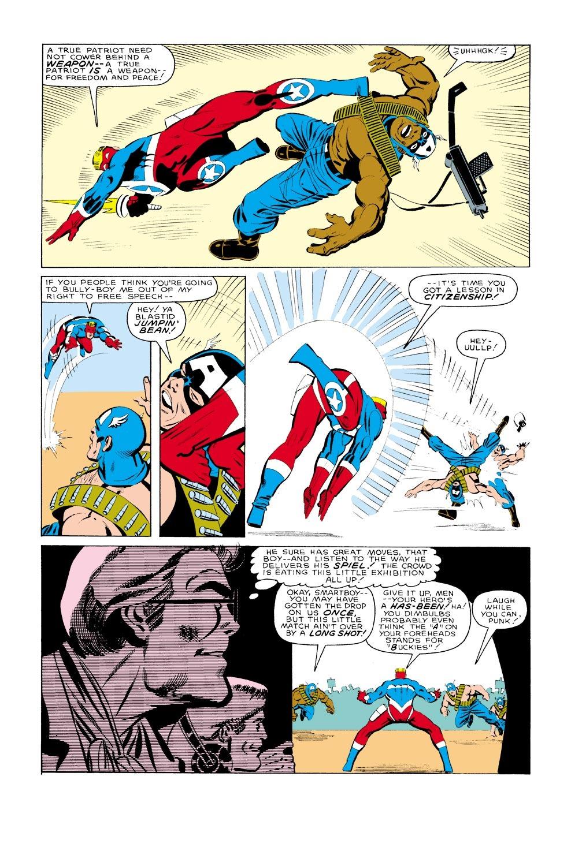 Captain America (1968) Issue #323 #251 - English 15