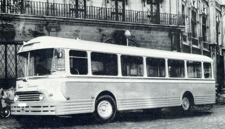 Notes de transport p blic al barcelon s nord nota xxxv - Transportes palma de mallorca ...