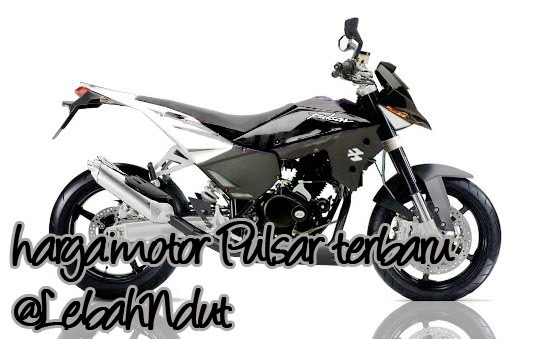 Daftar Harga Motor Bajaj Pulsar Baru Bekas Mei 2013 Terlengkap