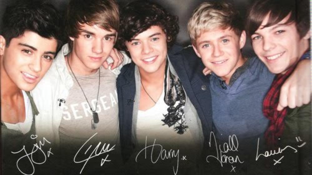 Imagine - One Direction
