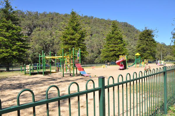 Bobbin Head playground