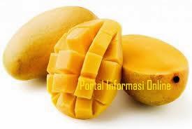 manfaat dan khasiat buah mangga bagi tubuh kita