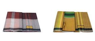 Gambar sarung wadimor katun kombinasi