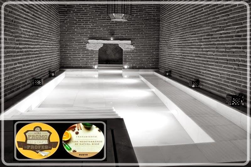 Baños Arabes Plaza Vieja Almeria:El circuito dispone también de baños de vapor en el Hamman, baños