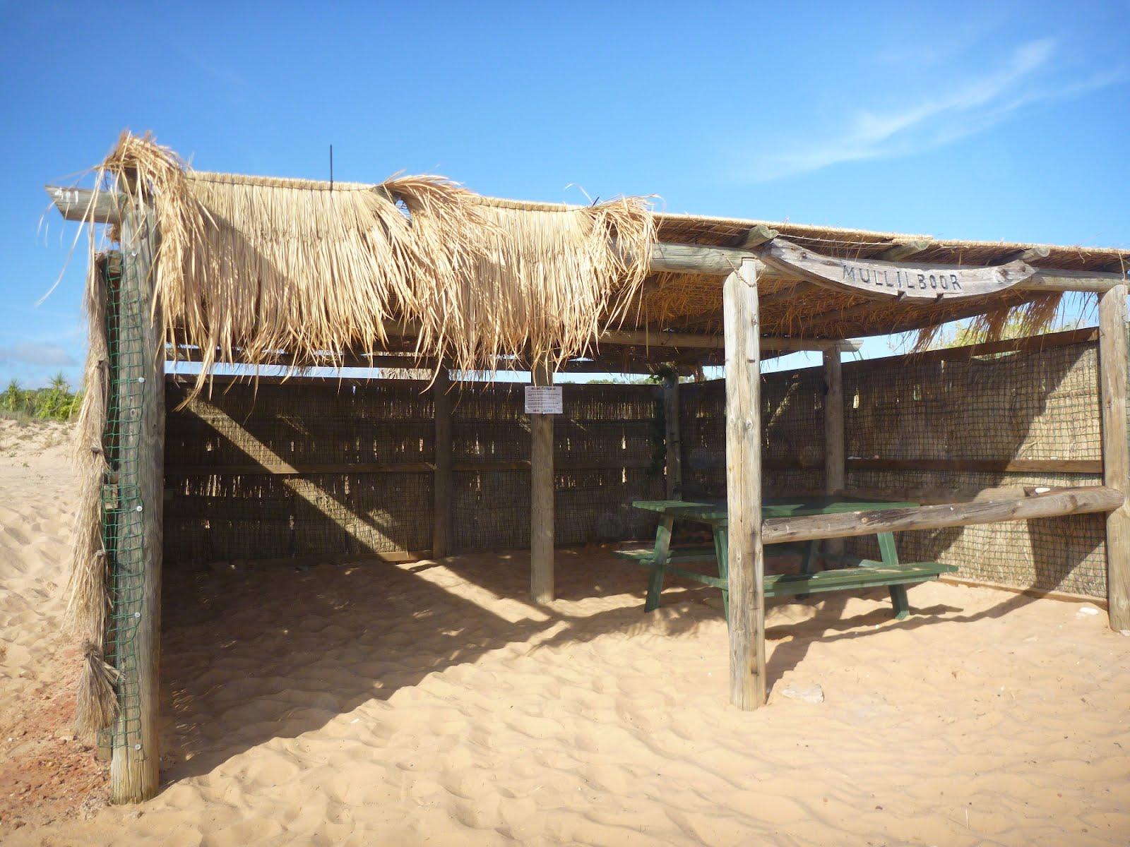 Best Beach Shelter : Just keep on travelling our beach shelter kooljaman resort