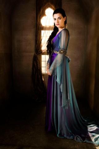 Lyanna Stark Katie+McGrath+as+Morgana+in+Merlin