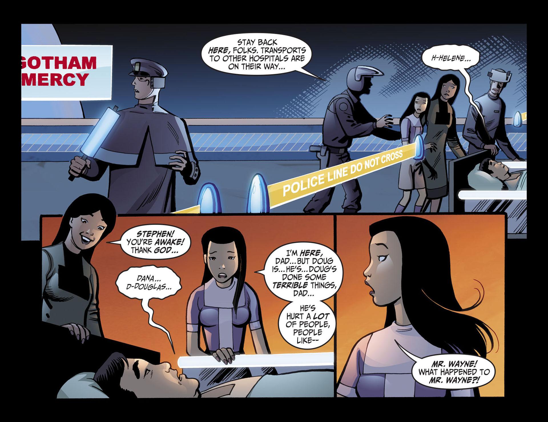 Batman Beyond (2012) Issue #18 #18 - English 9