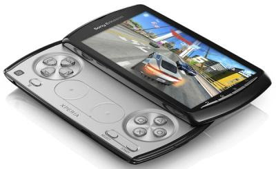 Xperia Play Games