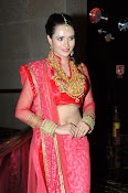 Preeti Rana Glamorous Photos in Ghagra Choli-thumbnail-23