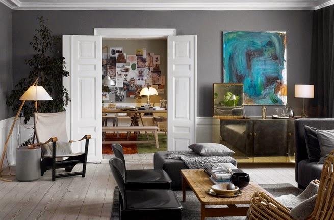 Die wohngalerie september 2014 for Einrichtung italienischer stil
