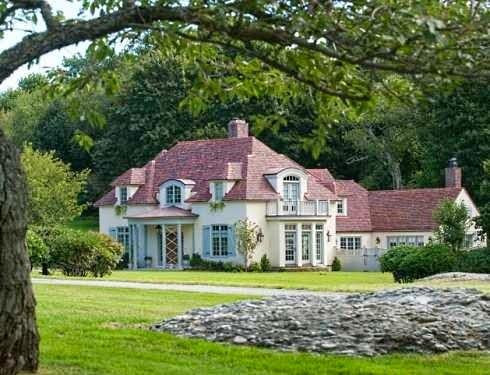 Fachadas de casas de campo fachadas de casas diferentes for Fachadas de casas estilo campo