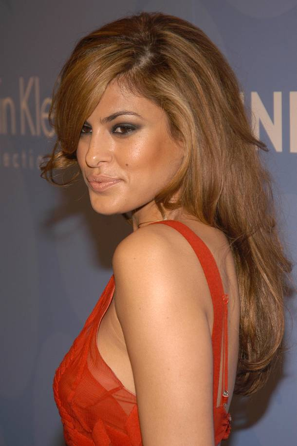 Eva Mendes Hairstyle Trends Eva Mendes Hairstyle Trends