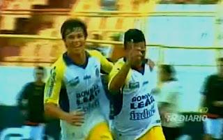 Confira os gols de Guarany 1 x 2 Horizonte  16/02/13.