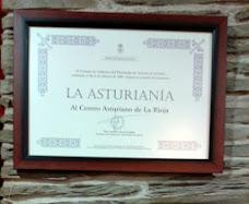 Reconocimiento de Asturianía