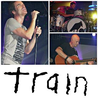 Train: Mermaids of Alcrataz Tour 2013 | It's Always Ruetten