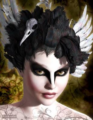 DAZ 3D - Yolande Hair
