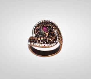 bijuterii fashion bronz