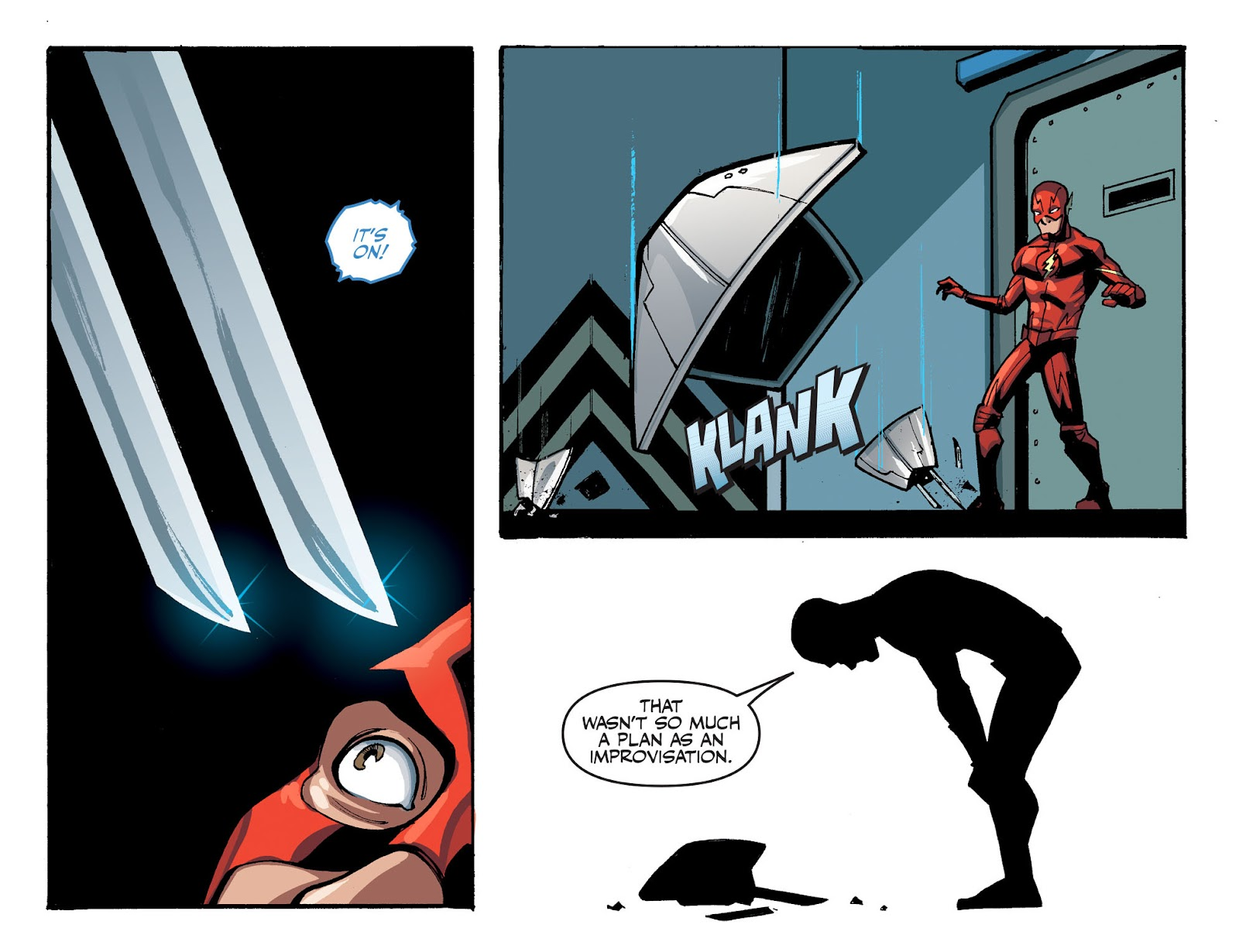 The Flash: Season Zero [I] Issue #16 #16 - English 17