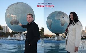 Two worlds meet in Adana, Turkey