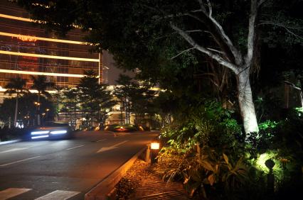 Led light blog for Led garden lighting systems