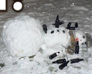 snowball muñeco nieve pene Ken Guillespie