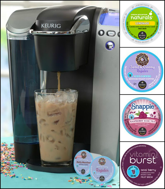Keurig iced coffee tea