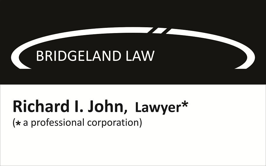 Bridgeland Law - Blawg on Topics Other Than Condominium Law