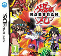 Bakugan: Battle Brawlers (E) | DS Roms