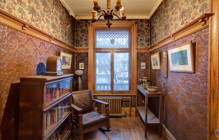 What Does Foyer Room Mean : The dusty victorian old montreal house meaning of