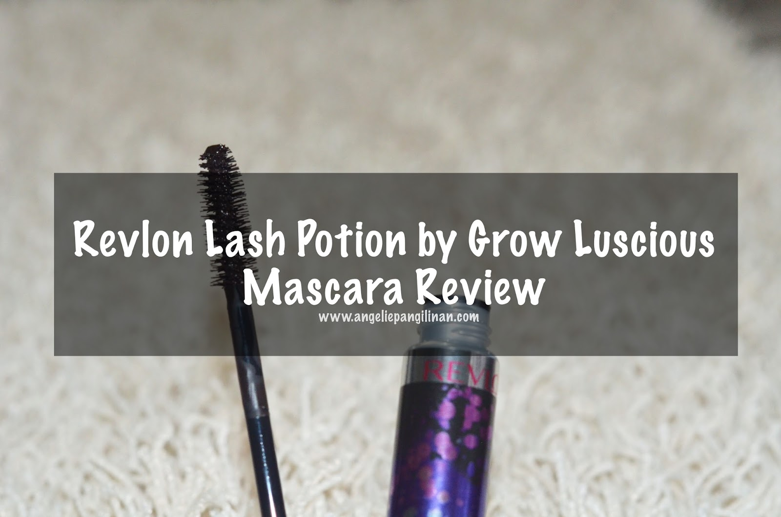 Revlon Lash Potion by Grow Luscious Mascara Review