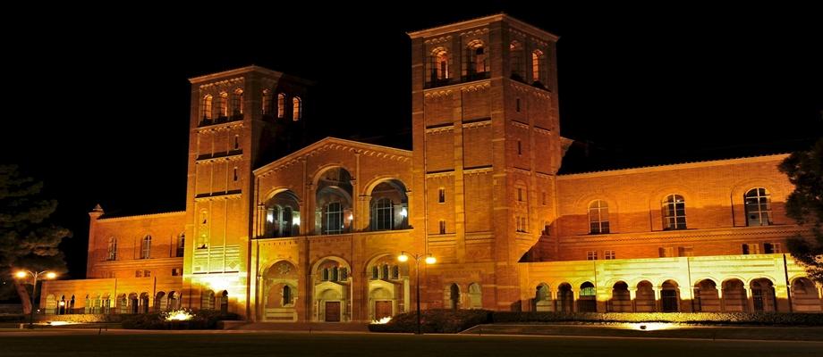 ucla campus at night - photo #39