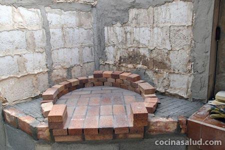 Peque as construcciones que mejoran la vida como hacer un - Cocinar en la chimenea ...