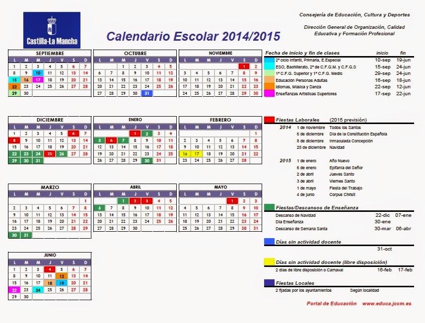 http://www.educa.jccm.es/es/calendario-escolar