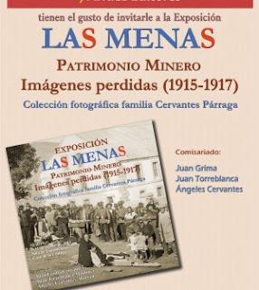 'Las Menas. Patrimonio minero. Imágenes perdidas, 1915-1917. Colección fotográfica de la familia Cervantes-Párraga'