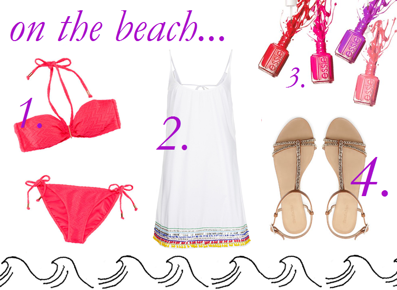 Holiday Outift Ideas Inspiration Beach Poolside