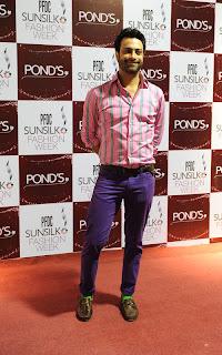 Kamiar Rokni PFDC Sunsilk Fashion Week 2011   Red Carpet DAY 1 & 2