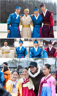 The Moon That Embraces The Sun Drama Korea Terbaru 2012
